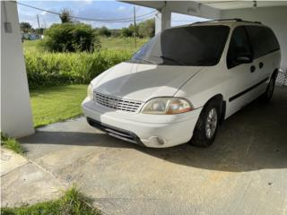 Ford Windstar, Ford Puerto Rico