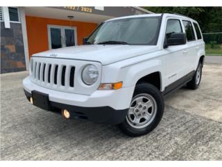 (4X4)  2014 JEEP PATRIOT , Jeep Puerto Rico