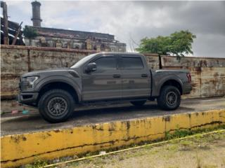 Para Papá Raptor 2020 802a, Ford Puerto Rico