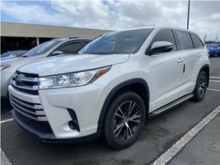 Highlander LE, Toyota Puerto Rico