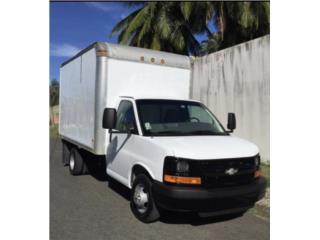 Chevrolet Express Van , Chevrolet Puerto Rico