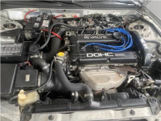 Mitsubishi Eclipse 98 Turbo, Mitsubishi Puerto Rico