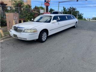Limosina 7 pasajero , Lincoln Puerto Rico