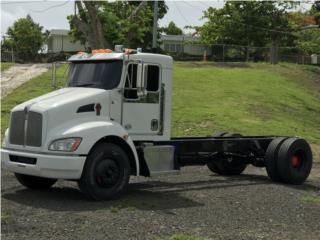 Camión en chasis kenworth 2014, Kenworth Puerto Rico