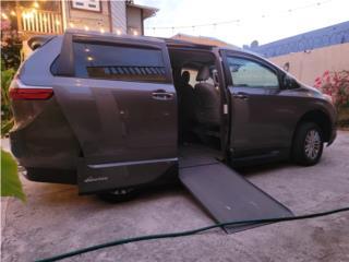 Para usuario de silla de ruedas, Toyota Puerto Rico