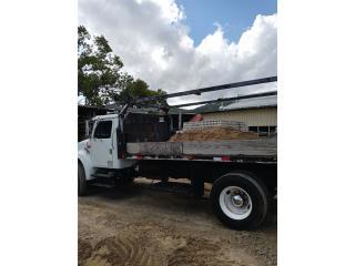 International 4000 1998 tumba diesel standar, Equipo Construccion Puerto Rico