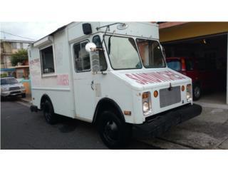 Food truck- comienza tu propio negocio, Chevrolet Puerto Rico