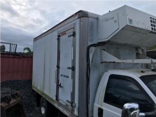 Caja refrigerada , Ford Puerto Rico