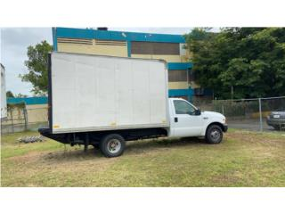 Camion E350 con lifter 12 pies, Ford Puerto Rico