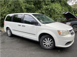 Grand Caravan de Carga 2011, Dodge Puerto Rico