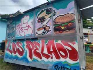 Carreton de comida , Trailers - Otros Puerto Rico
