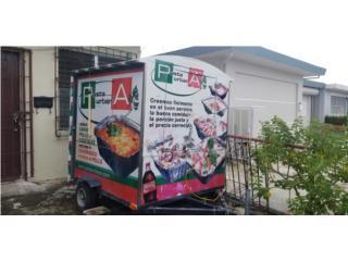 Carrito de comida, Otros Puerto Rico