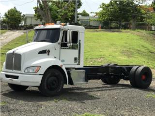 Kenworth 2014 en chasis , Kenworth Puerto Rico