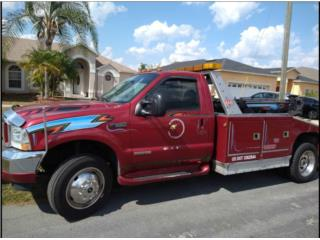 Grua ford 2002 550 well lifht , Ford Puerto Rico