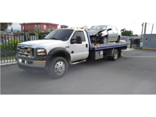 Ford 550 equipo jerdan 19 pies whelif 3 posic, Ford Puerto Rico