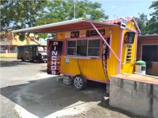 CARRETÓN PARA COMIDAS, Otros Puerto Rico
