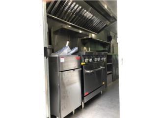 Food Truck Todo nuevo, Chevrolet Puerto Rico