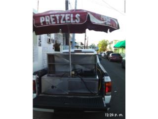 Carrito de hot dogs, Trailers - Otros Puerto Rico