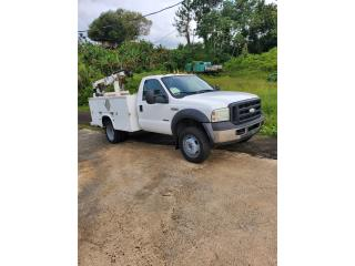 Ford 550 2007, Ford Puerto Rico