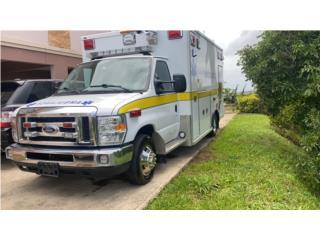 Ambulancia 71 mil Millas en PR, Ford Puerto Rico