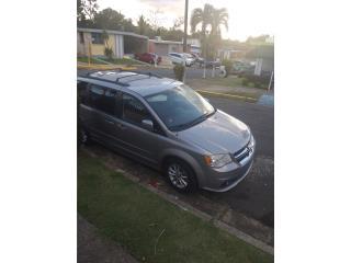 Gran Caravan 2013, Dodge Puerto Rico
