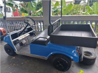 Club car gasolina , Otros Puerto Rico