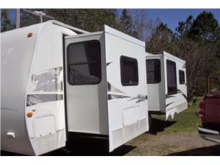 Cougar 30 pies frame aluminio y fiber glass, Trailers - Otros Puerto Rico