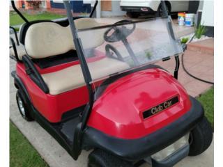 Club car newwwwwwwwwww, Carritos de Golf Puerto Rico