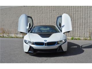 2017 bmw i8, BMW Puerto Rico