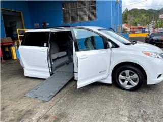 Sienna de impedidos, Toyota Puerto Rico