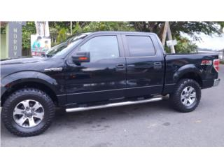 Ford F-150 4x4 FX4, Ford Puerto Rico