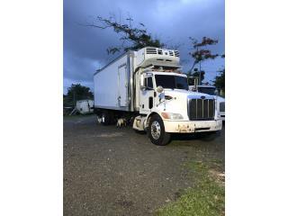 Camión peterbilt nevera 2012, Peterbilt Puerto Rico