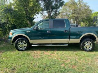 Ford 150 2007 4x4, Ford Puerto Rico