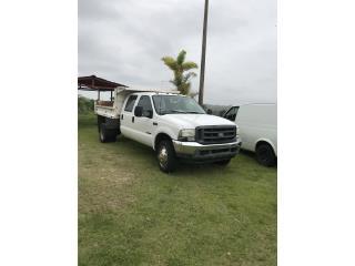 Ford tumba dump truck, Ford Puerto Rico