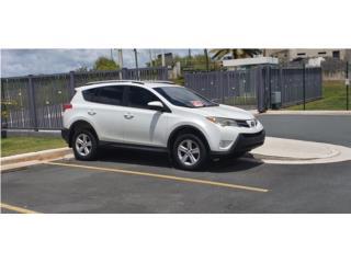 RAV4  Bien  Nueva, Toyota Puerto Rico