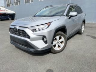 Toyota Rav 4 XLE 2019, Toyota Puerto Rico