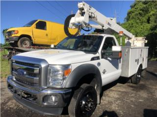 Se vende ford f550, Ford Puerto Rico