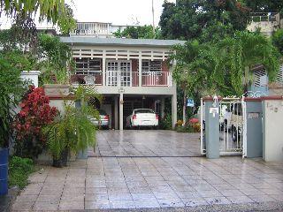 Frente RUM, comercial y residencial