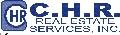 C.H.R. Real Estate Services, Inc. Lic. E-049