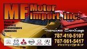 Puerto Rico MF Motor Import