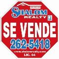 Shalom Realty de PR LLC
