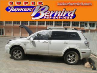 8400 MITSUBISHI OUTLANDER 2003 TAPA BAUL OEM, Puerto Rico