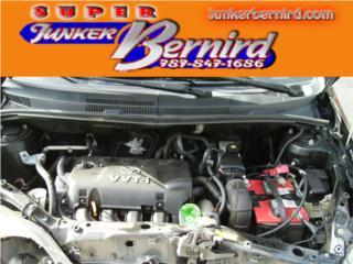 Piezas/Part Motor - 8237 SCION XA 2006 MOTOR OEM Puerto Rico