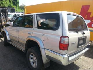 TOYOTA RUNNER 1997 4X4 3.4 LT LIMITED , Puerto Rico