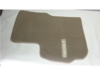 Full set de alfombras Mazda 5 2008-2010 Crema, Puerto Rico