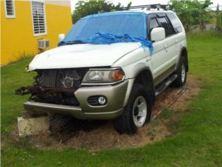 mitsubishi nativa 2001 4x4 aut v6, Puerto Rico