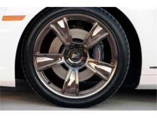 215/45/17 Bayamon Tire usada con garantia, Puerto Rico