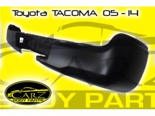 BUMPER Trasero Toyota TACOMA 2005 - 2014, Puerto Rico