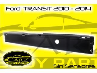 BUMPER Trasero Ford TRANSIT CONNECT 2010 - 14, Puerto Rico