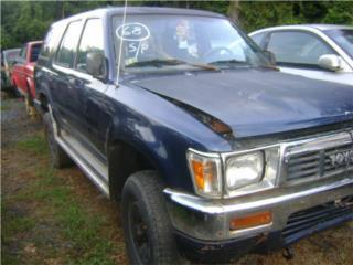 Toyota 4runner 1990 1991 1992 1993 1994 1995 , Puerto Rico